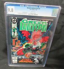 Green Lantern #V3 #2 (1990) D.C Comics  CGC 9.8 V623