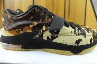 "KD VII Kevin Durant ""LONGHORN STATE"" BLACK SAIL SZ: 9.5 NEW AUTHENTIC RARE"