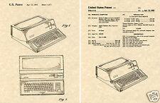 Steve Jobs US Verni pour Apple III Type Imprimé Prêt pour Cadre 3 Ordinateur 111