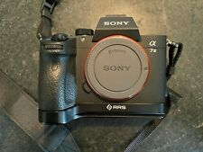 Sony a7 III 24.2 MP Mirrorless Digital Camera - Black (Body Only)