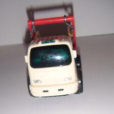 Toyota Toy Dump Truck Vintage White