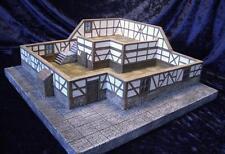 New Ziterdes 25mm Terrain Dunkelstadt Guesthouse - Twilight Inn Dwarven Forge