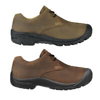 Keen Boston III Herren-Lederschuhe Chaussures Basses Décontractées D' Été