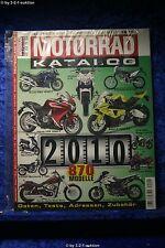 Motorrad Katalog Nr. 41 2010