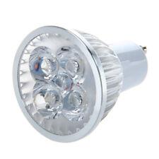 GU10 4 High Power LED Strahler Spotlicht Birne Lampe Leuchte Beleuchtung Warmwei