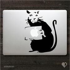 Banksy Rat Macbook Decal / Macbook Sticker