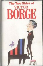 The Two Sides of Victor Borge - audio cassette tape