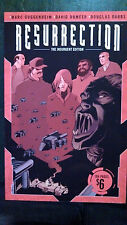 Resurrection TPB and issues 7 - 10 NM