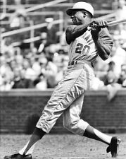 REDS YOUNG STAR FRANK ROBINSON  8x10 PHOTO
