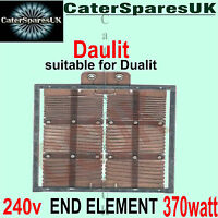 OLD TYPE HEATING ELEMENTS FOR 4 DUALIT TOASTER 370w END STYLE SPARES PARTS 240V