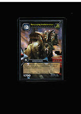 DINOSAUR KING UD TCG Card DKTB #096 [Rampaging ANCHICERATOPS] Colossal Foil