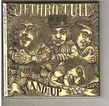 Sealed OOP NEW JETHRO TULL STAND UP Japan Mini LP Replica CD TOCP-65880