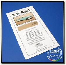 Bare Metal BMF-011 Matte Aluminum (Bare-Metal Foil)