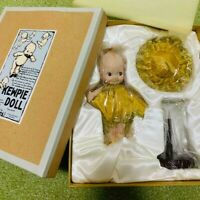 RARE Reprinted Rose ONeill Kewpie Doll Figure Pottery Showgirls Limited 500