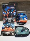 Zone of the Enders (Sony PlayStation 2, 2001) COMPLETE CIB 100% TESTED AMAZING