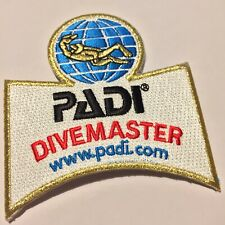 PADI Divemaster Patch (New)