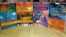 Götterkinder 1-4 kpl. David & Leigh Eddings Sammlung Der Verrat Im Flammenmeer u