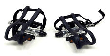 Sunlite Low Profile Alloy ATB Pedals w/ Toe Clips
