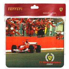Ferrari official Formula 1 Mousemat Michael Schumacher F1 World Champions