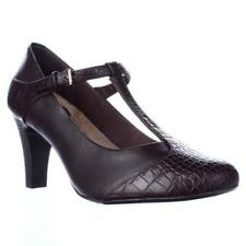 GB Mary Janes Solid Heels for Women