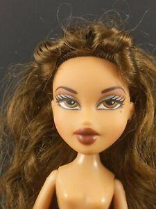 MGA Bratz X-press It Yasmin Doll Nude for Redress/OOAK
