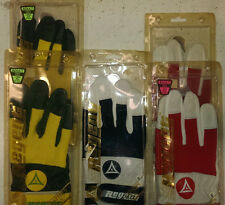 5 Regent Pro Batter's Glove x2 red/white x2 green/yellow x1 blue/white $70 Val