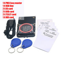 PM3 Proxmark 3 Easy 3.0 Kits ID NFC RFID Card Reader Smart Tool Elevator Door !