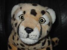 Large WWF Baby Leopard Cub by Anna Club Plush Canon Soft Toy World Windlife Fund