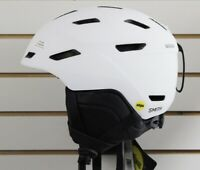 Smith Mission MIPS Snowboard Helmet Adult Large 59-63 cm Matte White New
