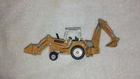 ERTL 1/64 Scale International Harvester Backhoe