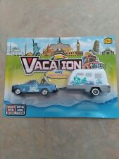 Vacation Playset Truck And Camper Nice!