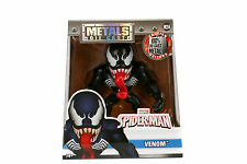 "Jada Marvel Spider Man 4"" Metals Diecast Action Figure Venom 97961"