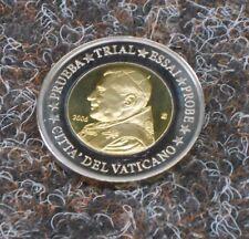 Münzen Varia Proben Verprägungen Aus Dem Vatikan Kameras Ebay
