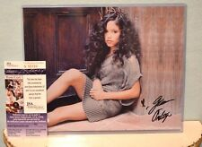 Jenna Ortega Autograph Signed Photo 8x10 JSA COA