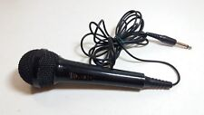 Radio Shack Unidirectional Dynamic Microphone Model 33-3009