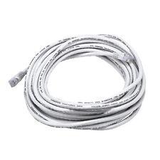 25FT White High Quality Cat5e 350MHz UTP RJ45 Ethernet Network Cable