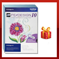 Brother PE Design 10 Embroidery ✅ Full Software 2020 ✅ Free Gifts ✅ DELVRY 5s ✅