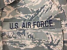 Military US Air Force USAF Utility Coat Jacket Digital Camo Size 46 Regular