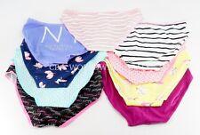Victoria's Secret Lot of 9 Bikini Style Cheeky Underwear Panties Small