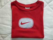 Tee-Shirt Rouge Nike Taille 6 Ans