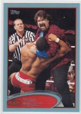 2012 TOPPS WWE MICK FOLEY BLUE PARALLEL WRESTLING CARD #7