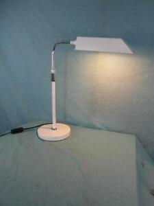 Tischlampe Design Lampe Messing Lampe Arbeitslampe KW Baulmann Verstellbar o4b10