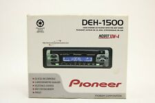 Pioneer DEH-1500 CD Player In Dash Receiver Car Radio 50 x 4