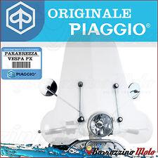 PARABREZZA PARAVENTO CUPOLINO TRASPARENTE ORIGINALE PIAGGIO VESPA PX 125 150 200