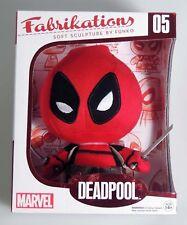 ESZ415. Marvel Comics: DEADPOOL Fabrikations Soft Sculpture #5 by Funko (2014)
