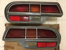 Datsun Violet 710 160J Taillights (NOS)