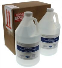 PolyEthylene Glycol (PEG) 400 - 2x1 Gallon