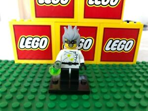 LEGO CRAZY SCIENTIST figure LEGO MINIFIGURE SERIES 4 complete
