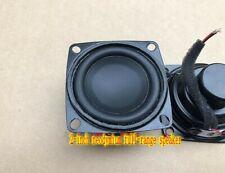 """2pcs 2""""inch 4Ω 4W neodymium full range speaker Loudspeaker"""