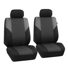 Car Seat Covers Timeless Cross Weave Front Set Universal Fit